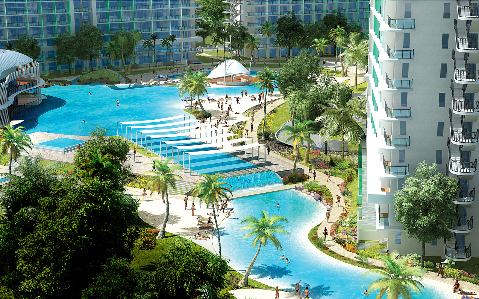Azure Urban Resort Residences Century Properties Group Inc